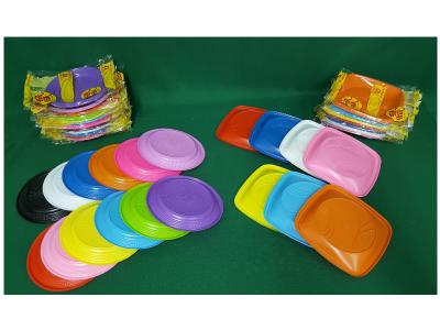 Prato Plástico para Sobremesa