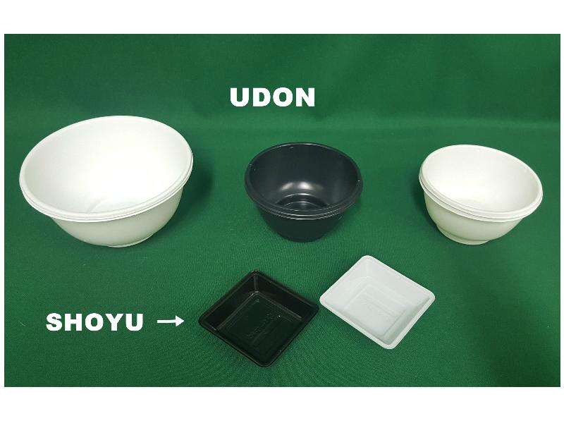 Potes para Udon (Shoyu / Ochawan)